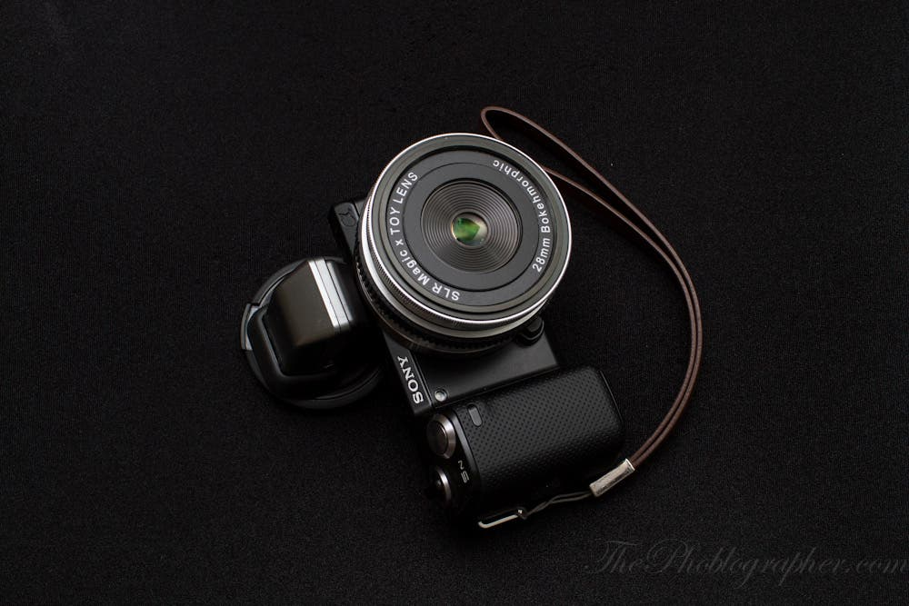 Review: SLR Magic Bokehmorphic (Sony NEX Cameras)