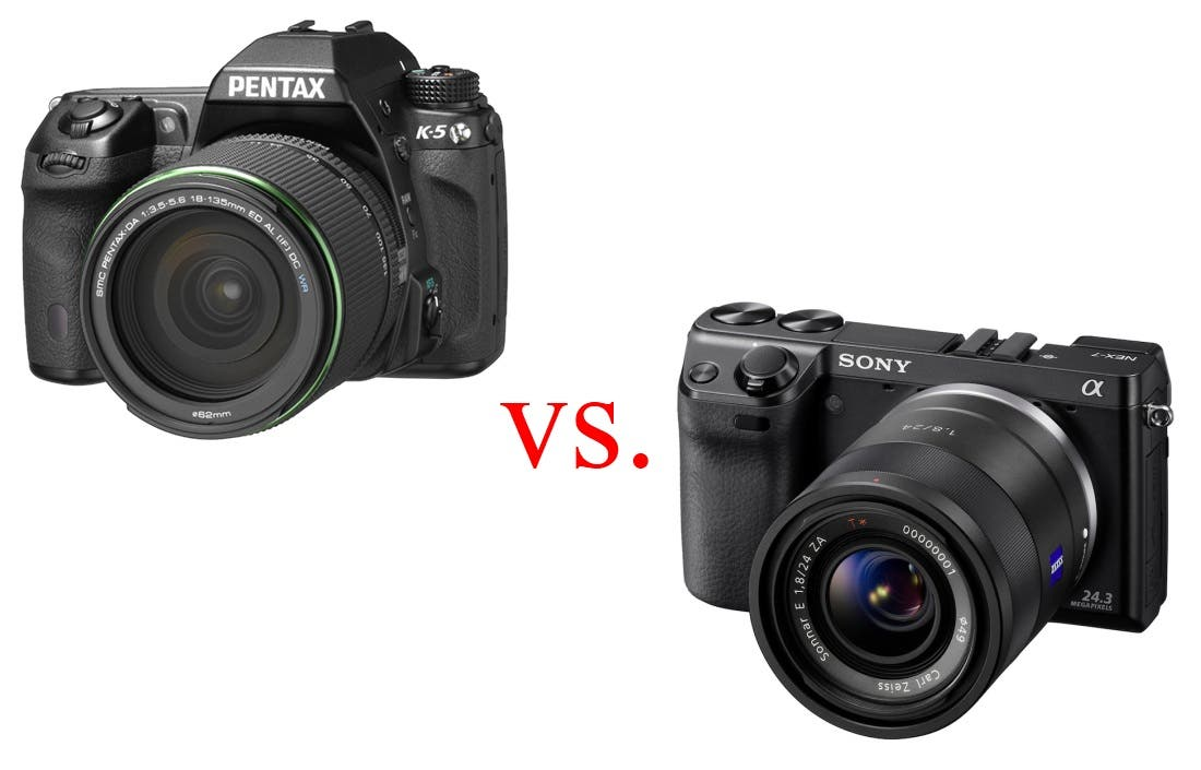 Mirrorless System Cameras Now Outselling DSLRs In Japan