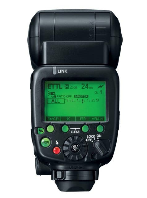 Canon 600-EX RT Flash is Already Back Ordered