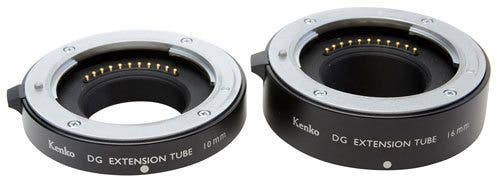 Kenko Announces Electronically Coupled Extension Tubes For NEX and MFT