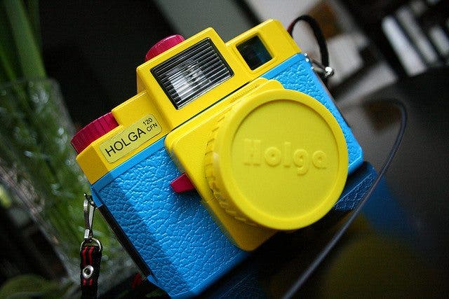 NYTimes will Supply its Staff Photographers with Lomography's Holga Cameras