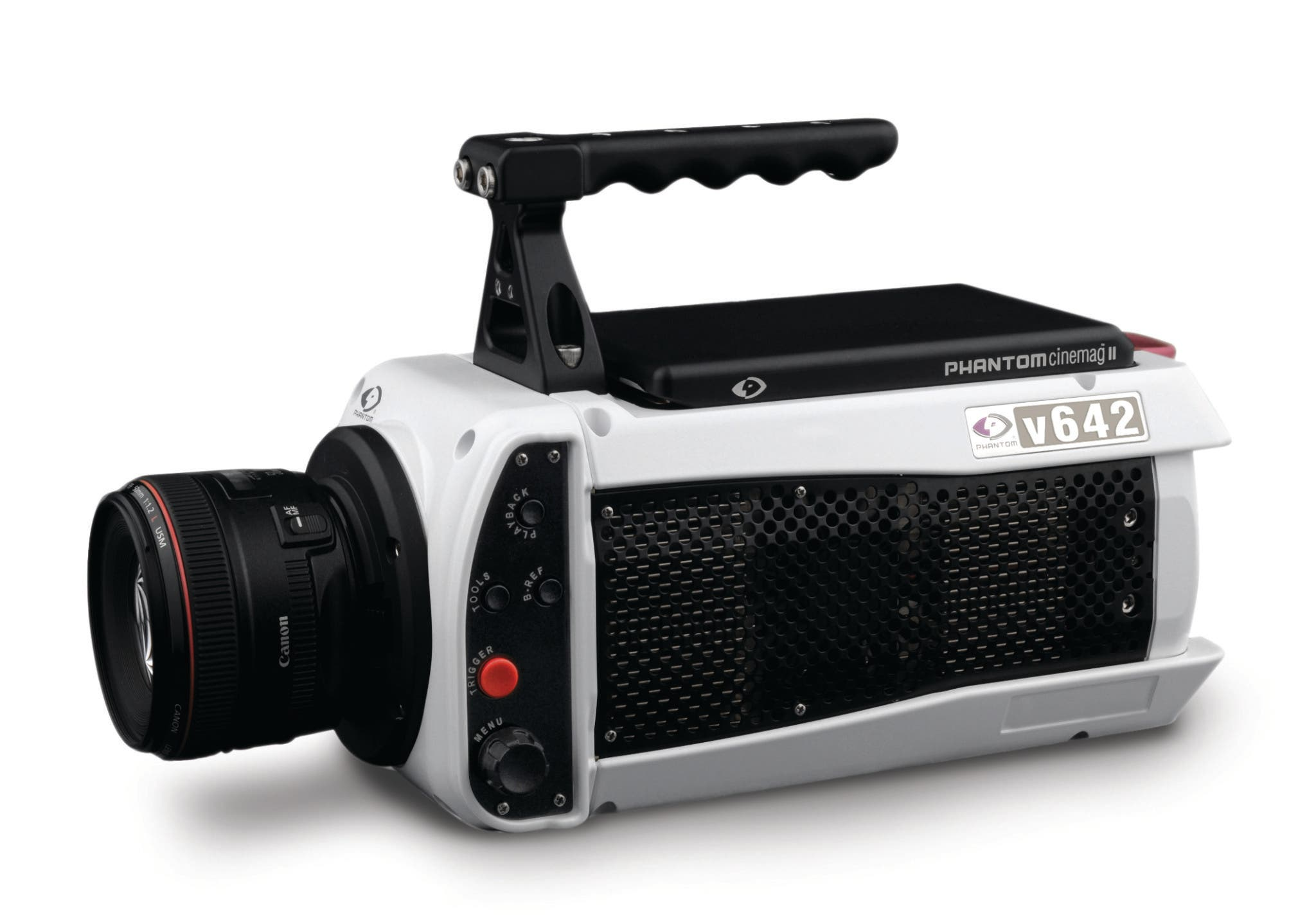 Vision Research Unveils The Phantom v642: The Third Generation of High Speed Cameras