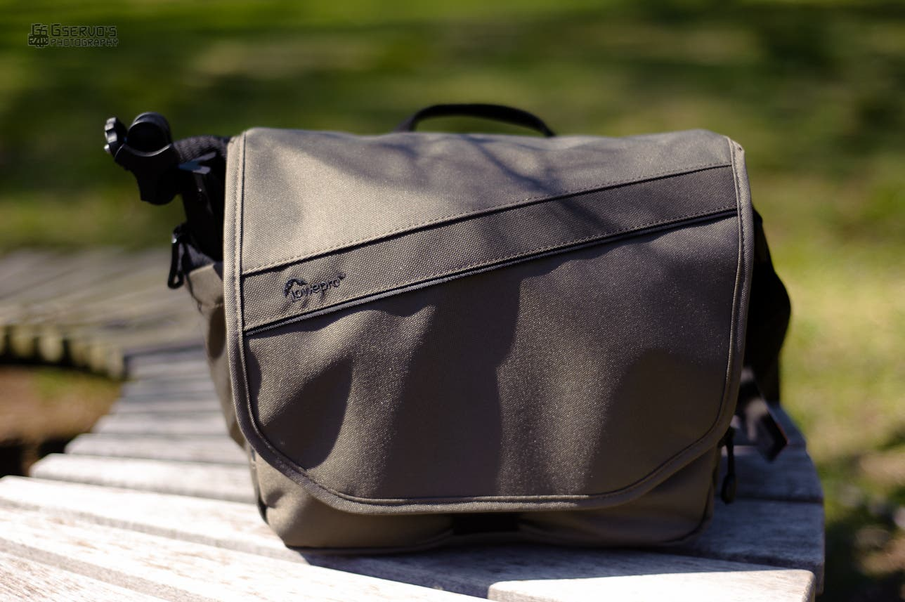 Review: Lowepro Event Messenger 150