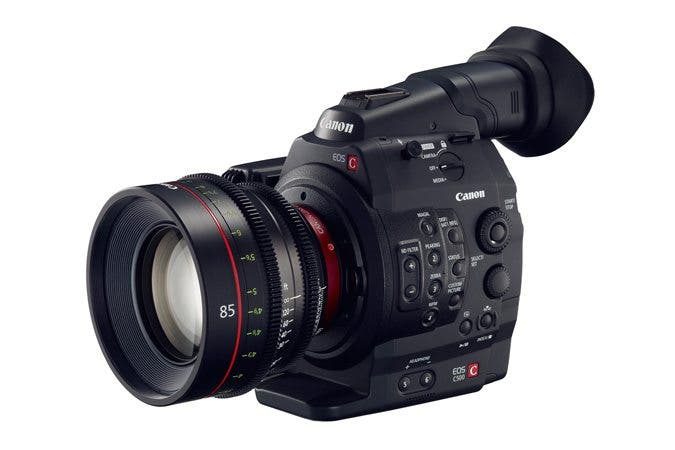 Canon Announces Suggested Pricing on C500: $30,000