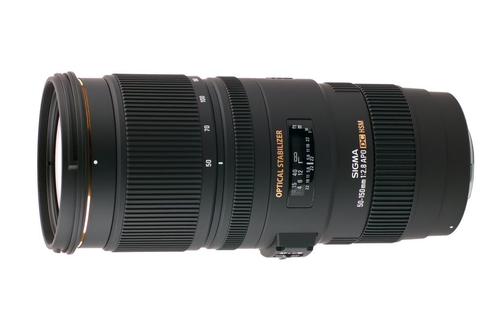 Sigma Announces Pricing on 50-150mm f2.8 OS HSM Lens