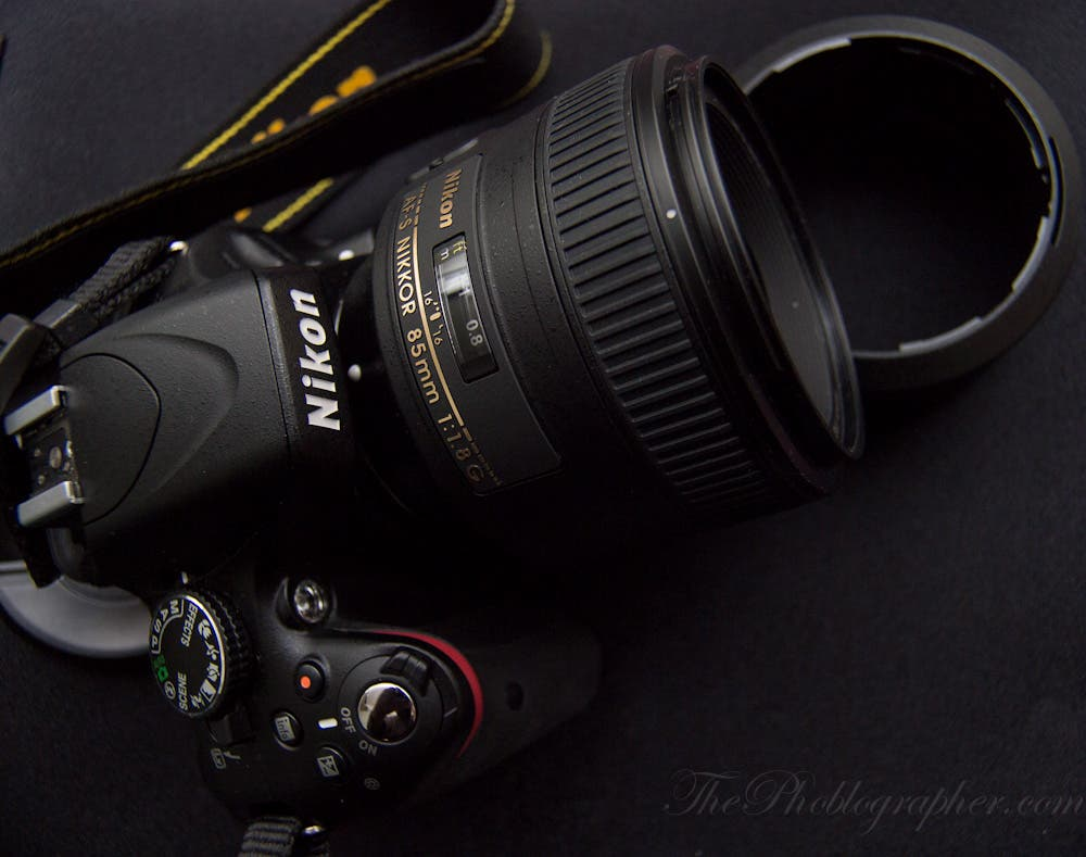 Five Sensational Prime Lenses for Nikon Portrait Photographers on a Budget