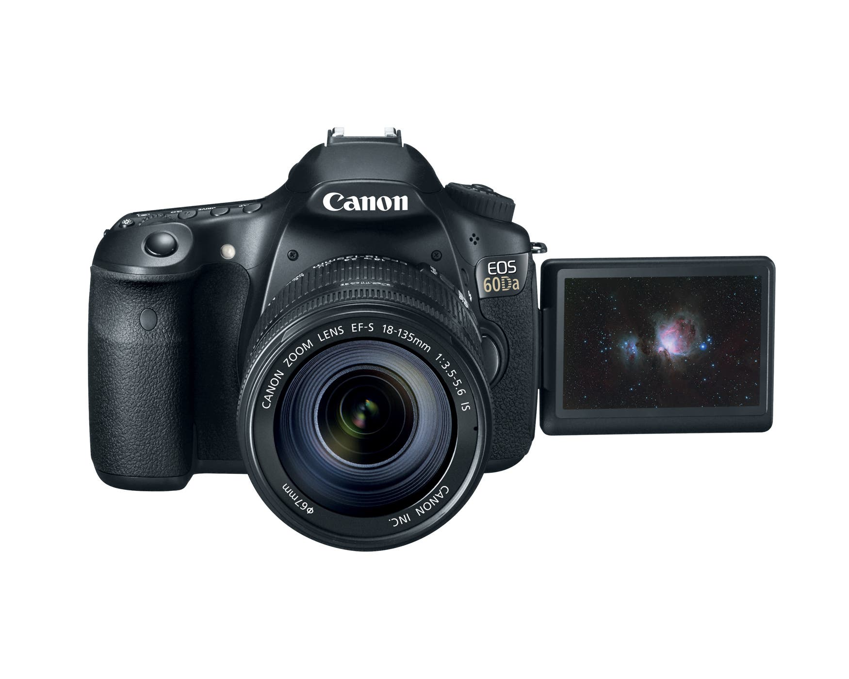 Canon Announces New 60D A For Astrophotography: Curiously Timed with Men in Black III Promos