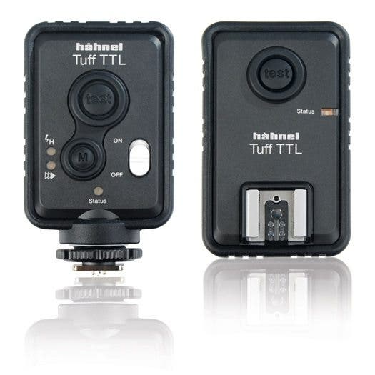 "Hähnel Introduces ""Tuff"" Wireless Flash Trigger For Heavy-Duty Use"