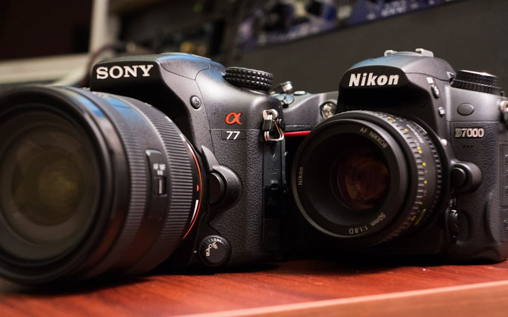 Sony A77: First Impressions from a Nikon User's Perspective
