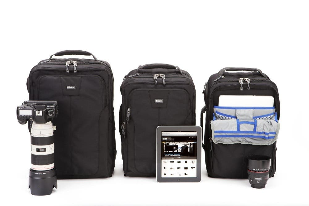 ThinkTank Introduces Heavy-Duty Backpacks For Travellers And Communters