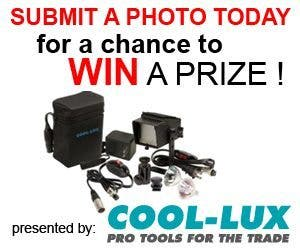 No One Forgot About Our Contest With Cool-Lux, Right?
