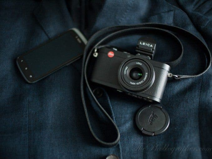 Chris Gampat The Phoblographer Leica X2 review product images (1 of 5)