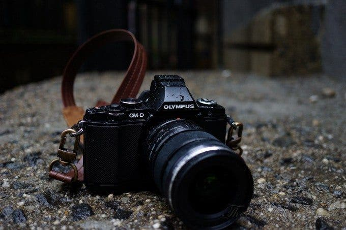 Chris Gampat The Phoblographer Olympus OMD EM5 product images (1 of 6)