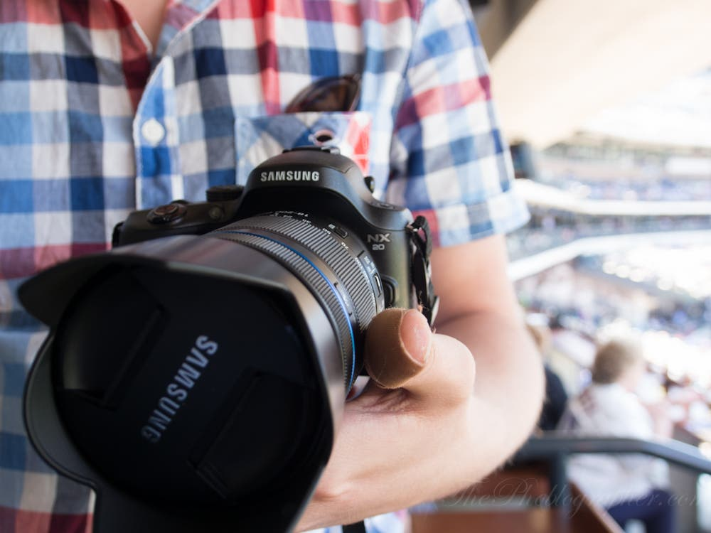 First Impressions: Samsung's NX 20, 210 and 1000 Mirrorless Cameras