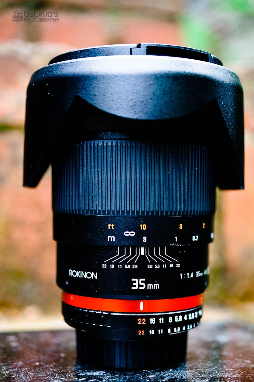 Review: Rokinon 35mm f/1.4 (Nikon With Focus Confirm Chip)