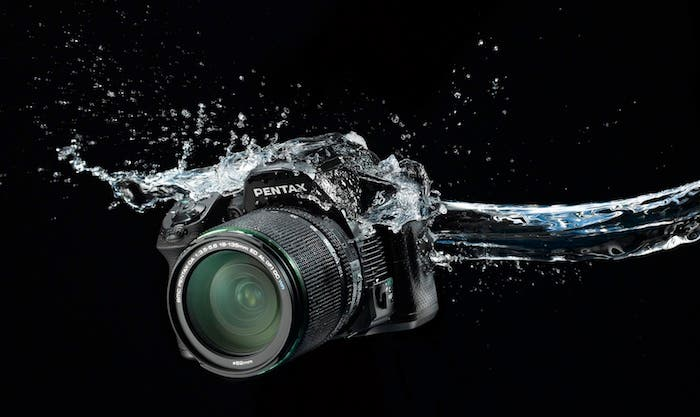 The Pentax K-30 is the Entry Level DSLR Designed For Total Klutzes; 50mm f1.8 Comes Out Too!