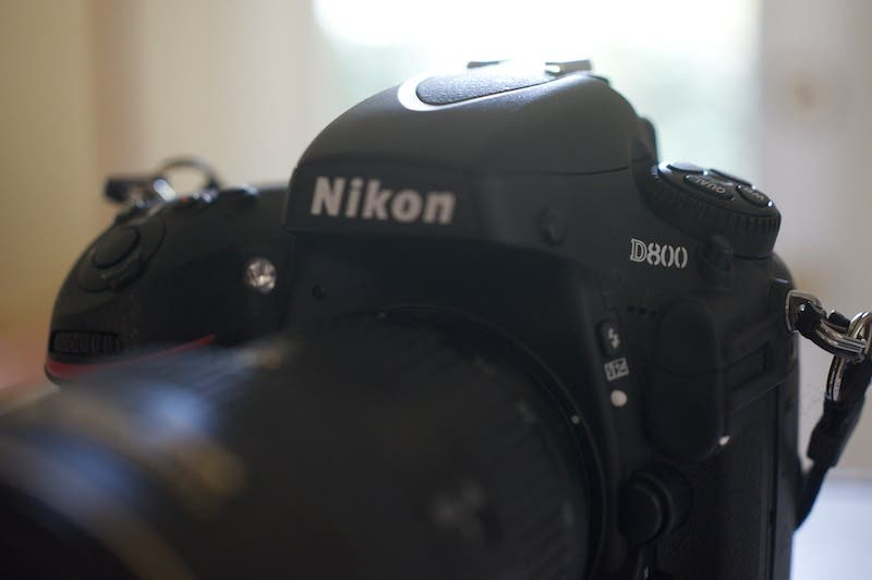 Cheap Photo: $200 off the Nikon D800