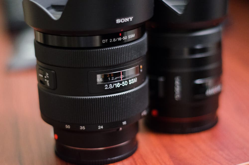 Quick Review: Sony 16-50mm F2.8 for Sony A-Mount DSLRs