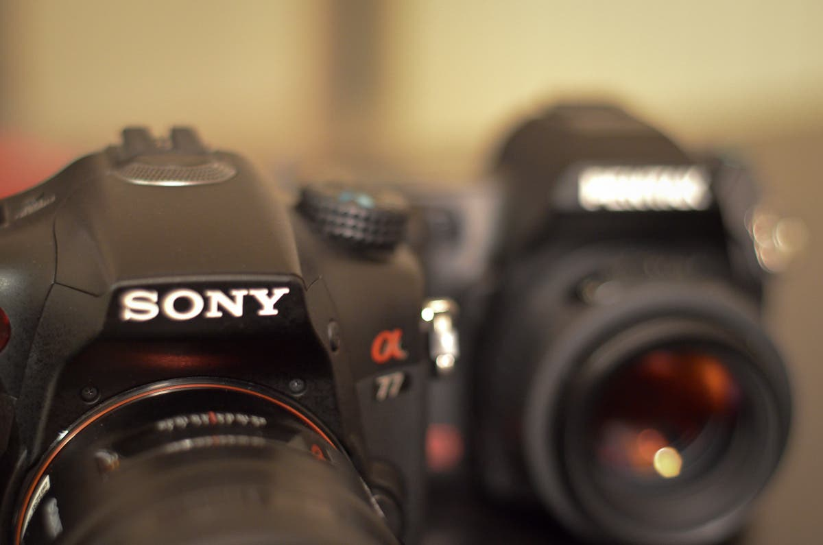 ISO Torture Test: Sony A77 vs Pentax K-5