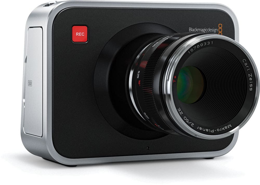 More Delays Await People Who Have Preordered a Black Magic Cinema Camera
