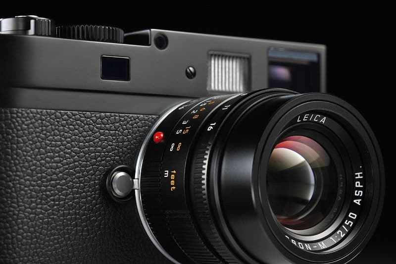 Leica M-Monochrom Shoots in Only Black and White But Won't Make You Shoot Like Cartier-Bresson