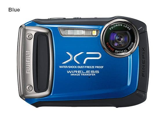 FUJIFILM Announces New Rugged Camera the Finepix XP170