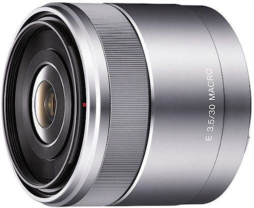 Review: Sony 30mm f3.5 Macro (Sony E Mount NEX)