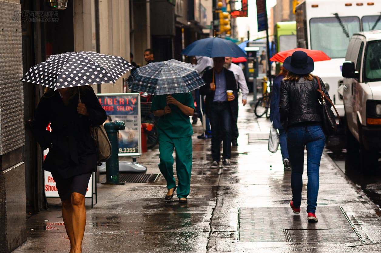 Useful Photography Tip#36: 5 Ways to Take Advantage of a Rainy Day