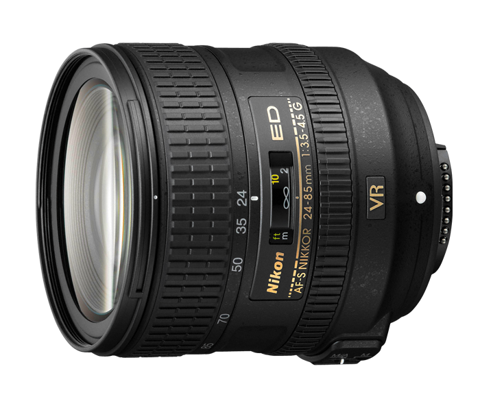 Nikon Announces Two New Zoom Lenses