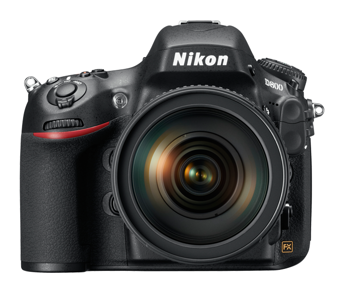 The Nikon D800 is in Stock at B&H Photo