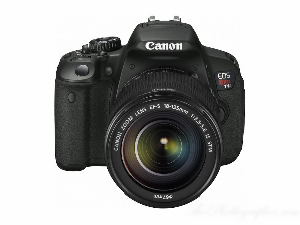 Canon Announces Internet's Worst Kept Secret in the Form of the Rebel T4i and 40mm F2.8 Pancake Lens