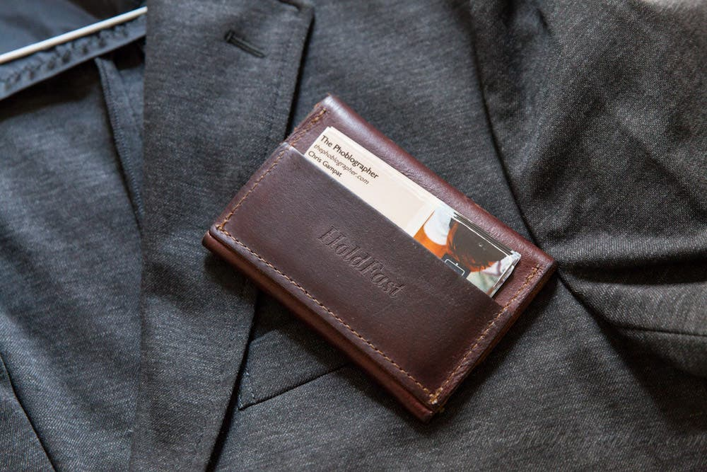 Quick Review: HoldFast Gear Indispensible Wallet in Water Buffalo