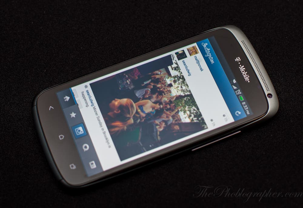 App Review: Instagram for Android Mobile Devices