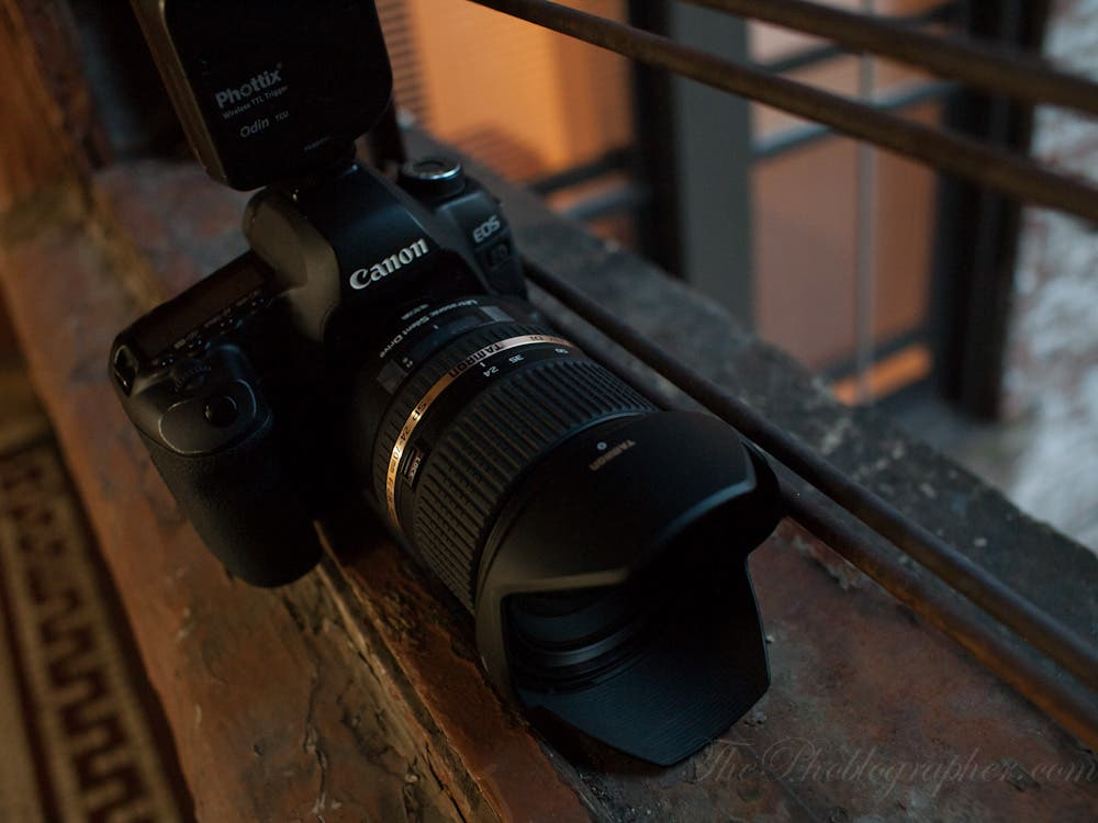 Review: Tamron 24-70mm F2.8 SP VC (Canon EF Mount)