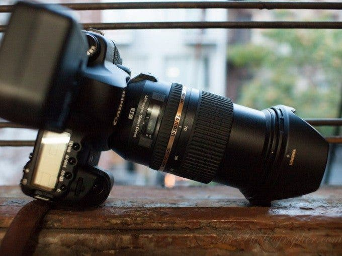 Chris Gampat The Phoblographer Tamron 24-70mm f2.8 VC II review photos product photos (6 of 10)