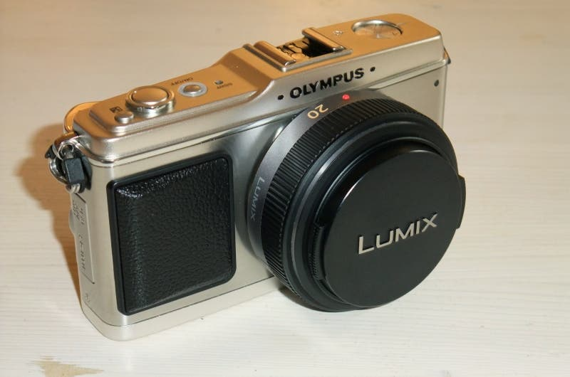 UPDATED! Quick News: Panasonic To Rescue Olympus?