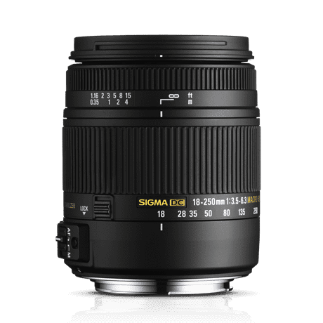 Sigma Announces a New 18-250mm Multipurpose Zoom Lens