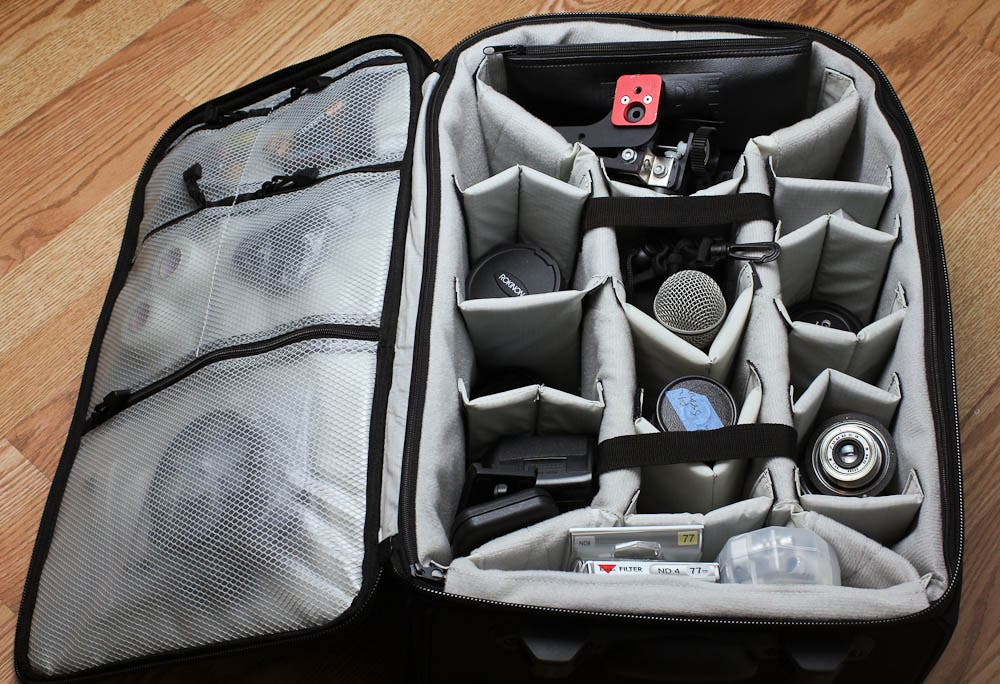 Review: Tenba Roadie II Large Rolling Photo/Laptop Case