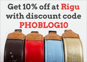 10% Off at Rigu for Phoblographer Readers