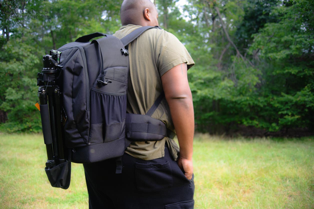 Review: Lowepro Flipside 500 AW Backpack