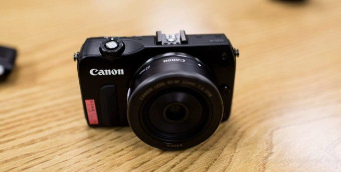 Chris Gampat The Phoblographer Canon EOS M First Impressions (6 of 18)ISO 200