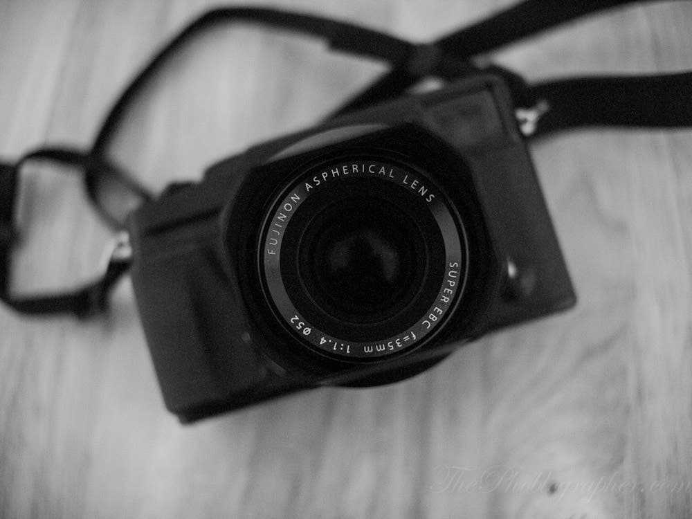 Fujifilm Updates Firmware for the X Pro 1, 35mm f1.4, and XE-1