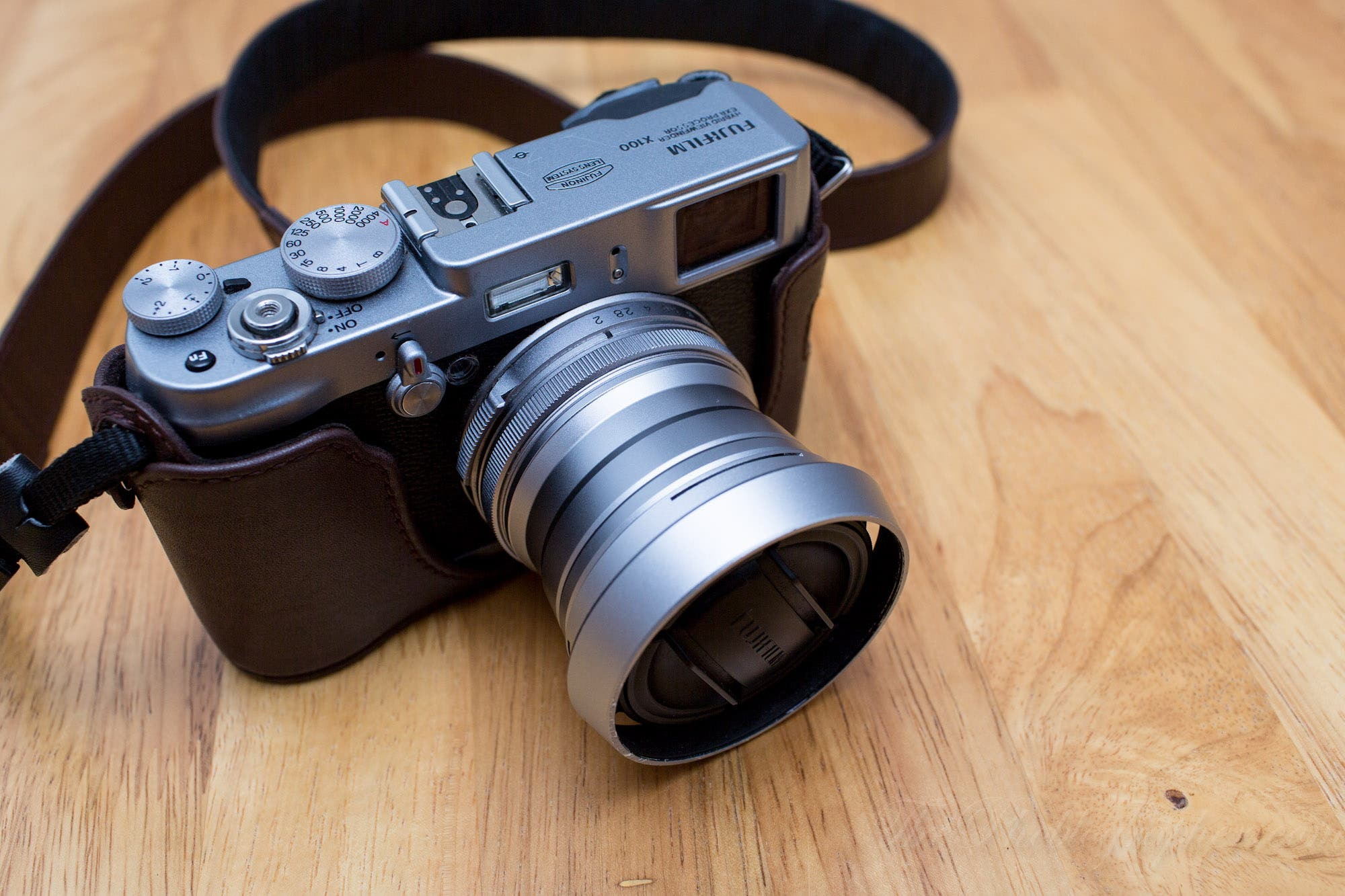 Earlier Reports Confirmed As False: The Fujifilm X100 Is Not Discontinued