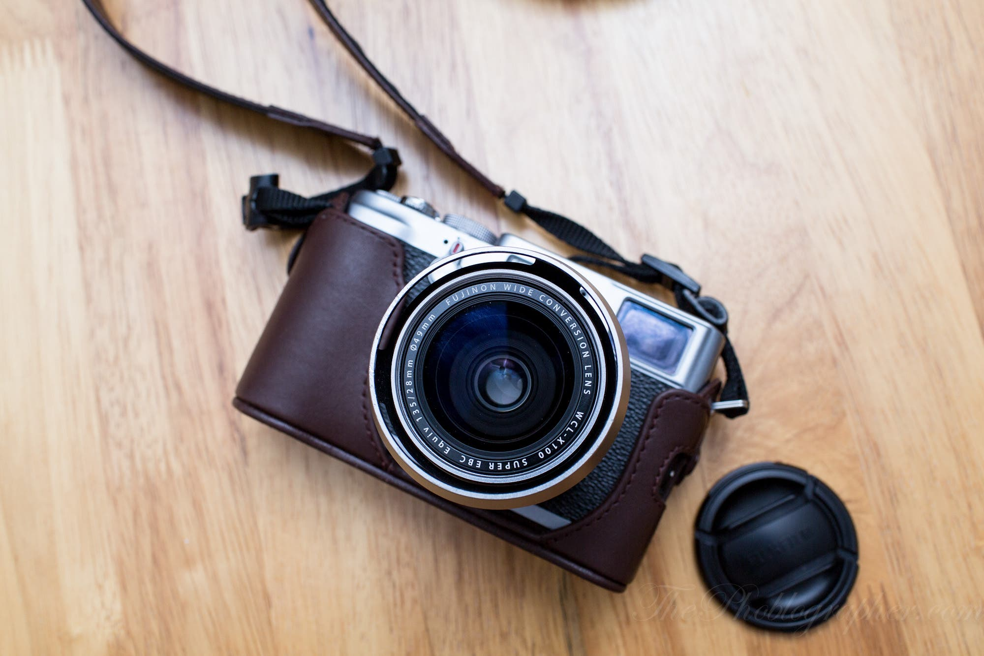 First Impressions: Fujifilm WCL X100 Wide Angle Adapter (28mm Equivalent)