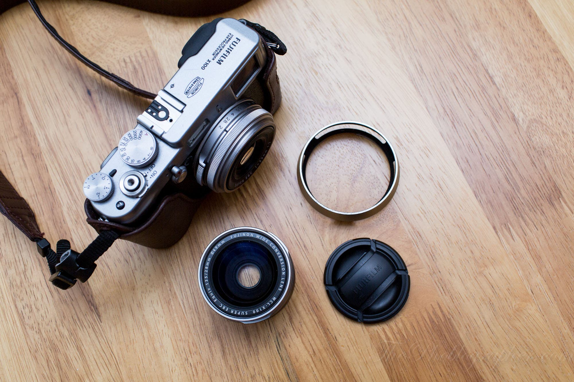 First Impressions Fujifilm Wcl X100 Wide Angle Adapter
