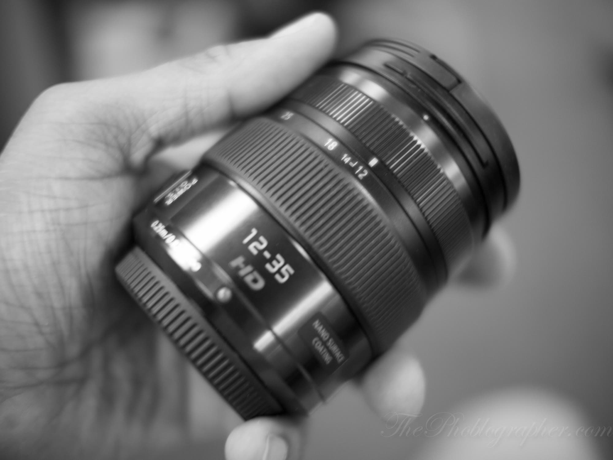 First Impressions: Panasonic 12-35mm f2.8 X Lens (Micro Four Thirds)