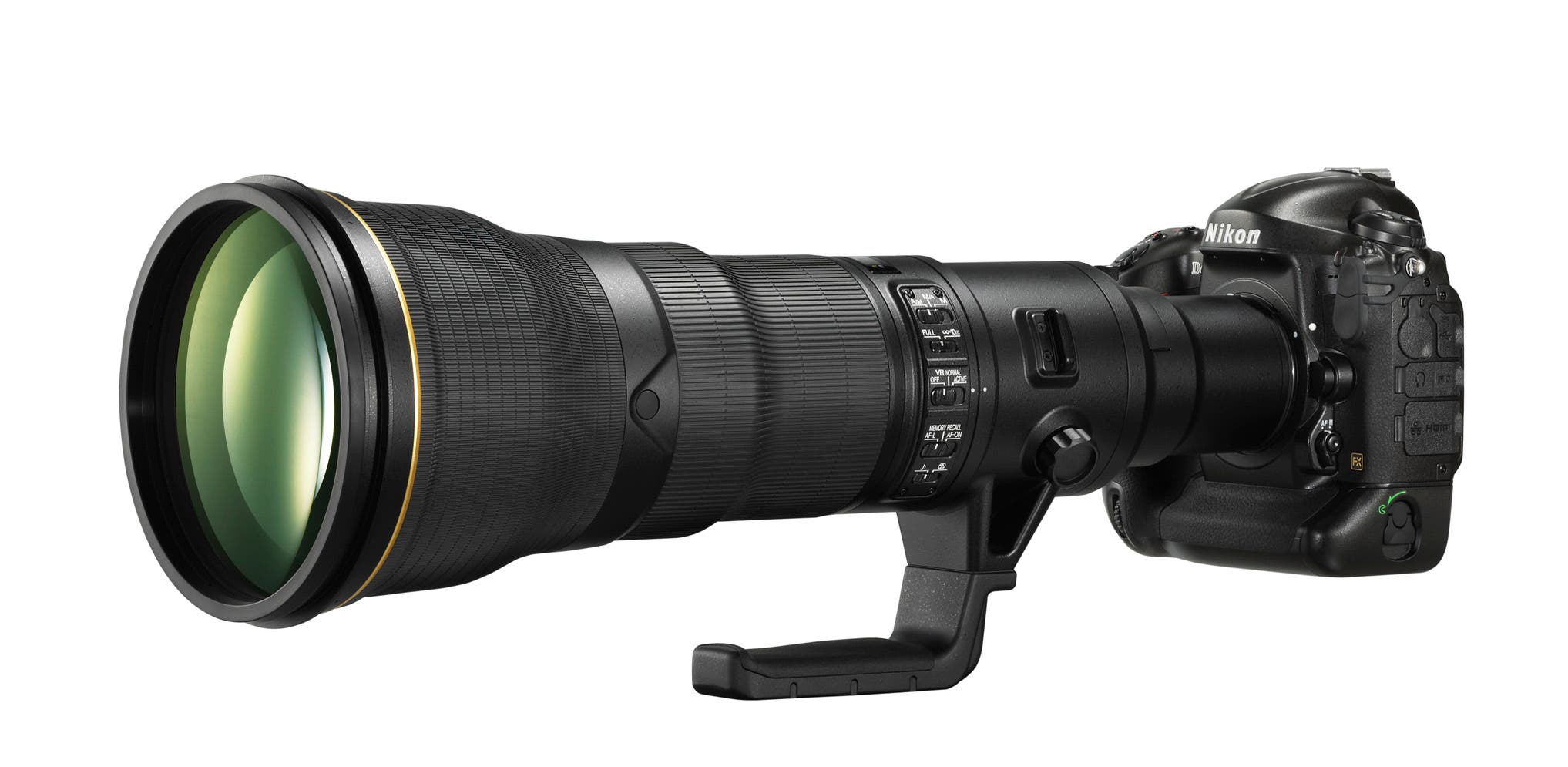 Nikon Announces Development of an 800mm Lens Designed For Spying On Your Neighbors