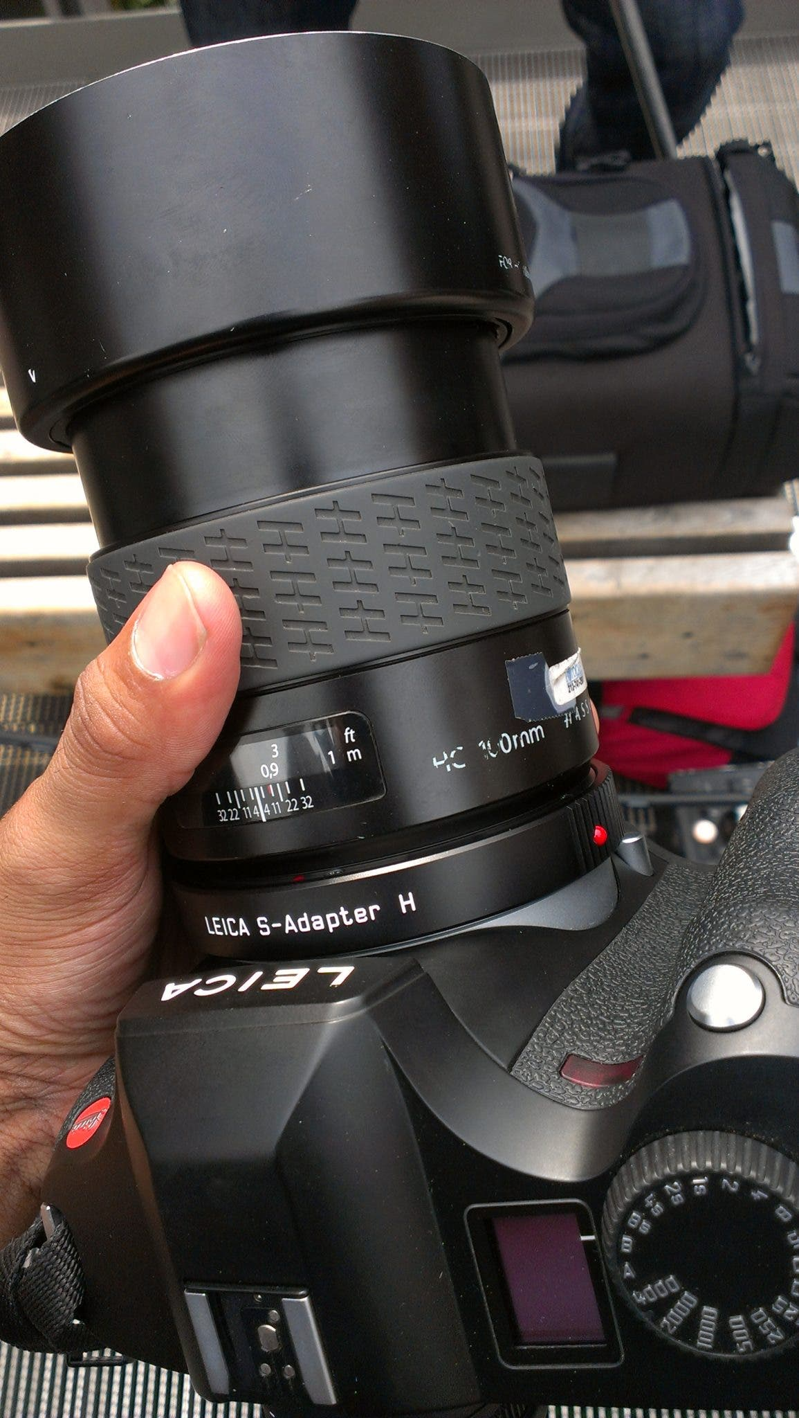 First Impressions: Hasselblad H Lens Adapter for Leica S2