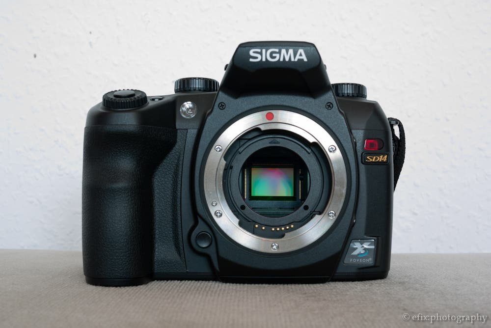 Getting In Touch With The Foveon Sensor: Using The Sigma SD14