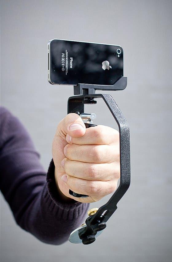 Picosteady Camera Stabilizer Surpasses Goal on Kickstarter